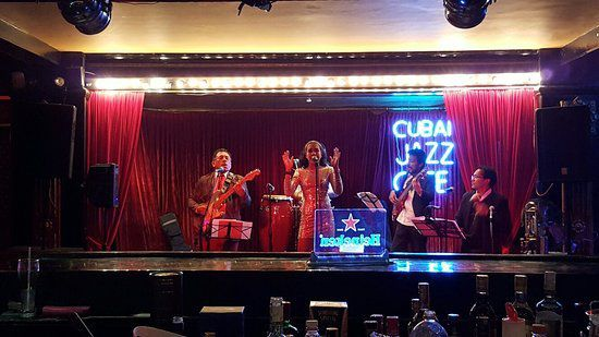 CUBAN JAZZ CAFÉ