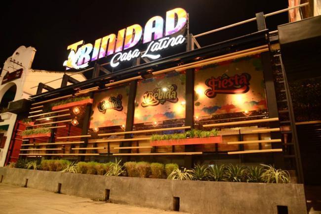 Trinidad casa latina