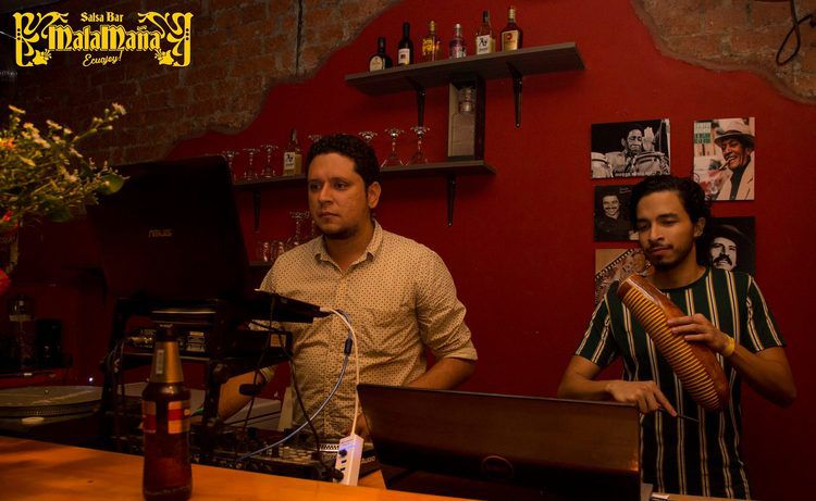 Mala Maña Salsa Bar
