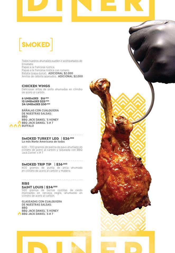 DINER American Kitchen