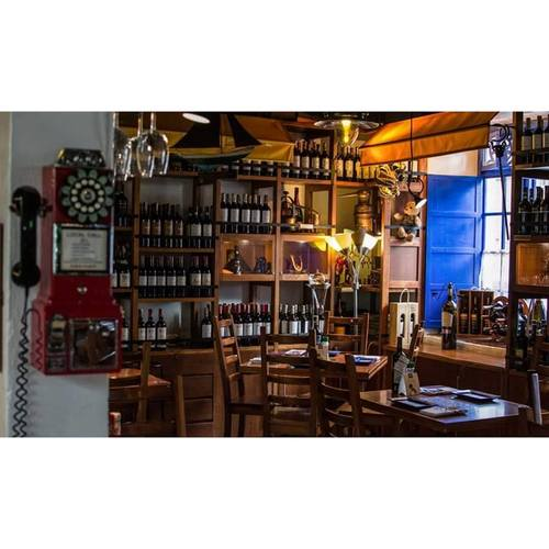 Restaurante Mediterranea De Andrei