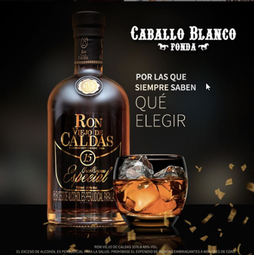 Fonda Caballo Blanco