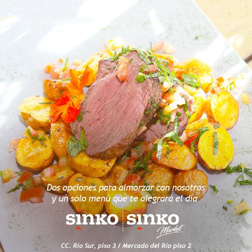 SINKO Bar