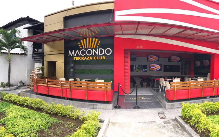 MACONDO TERRAZA CLUB