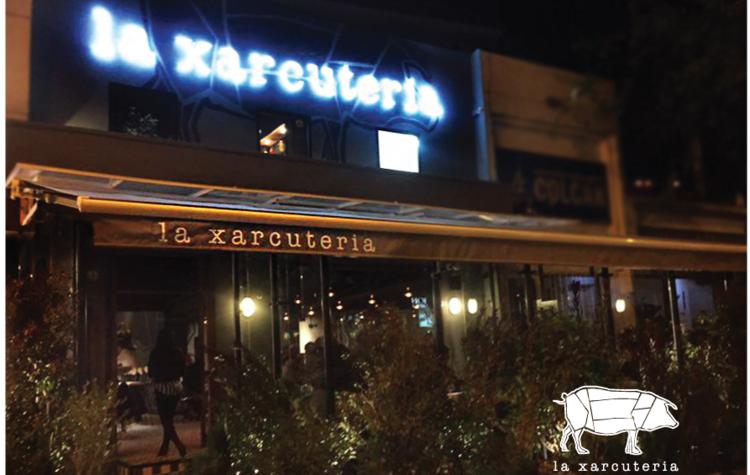 LA XARCUTERIA 93