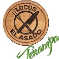 Carta TENAMPA LOCOS POR EL ASADO - Bucaramanga