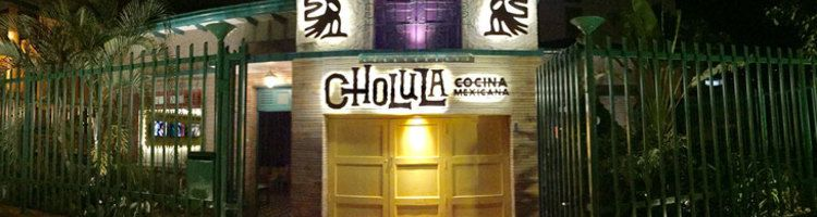 Cholula cocina Mexicana - Bucaramanga