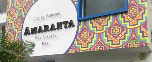Restaurante Amaranta Costa Fusion
