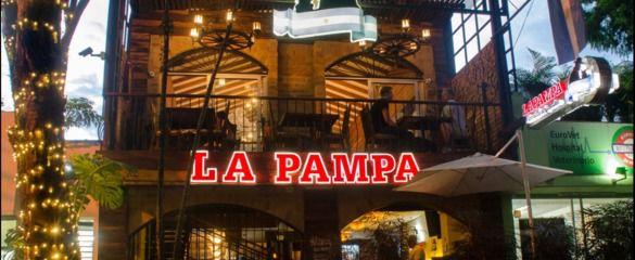 La Pampa Parrilla Argentina