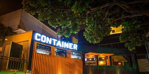 CONTAINER FOOD COMPANY