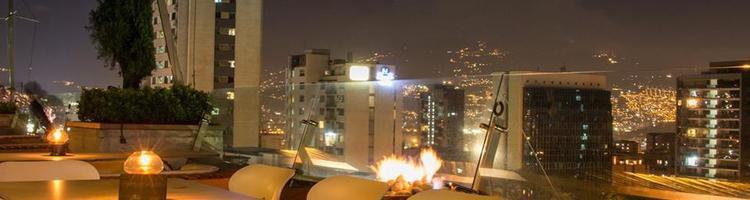 DELAIRE SKY LOUNGE - Medellín